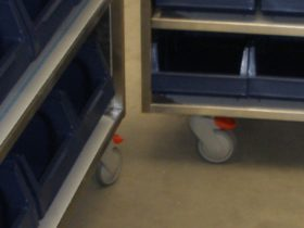 RVS Special Laboratoriumkast detail